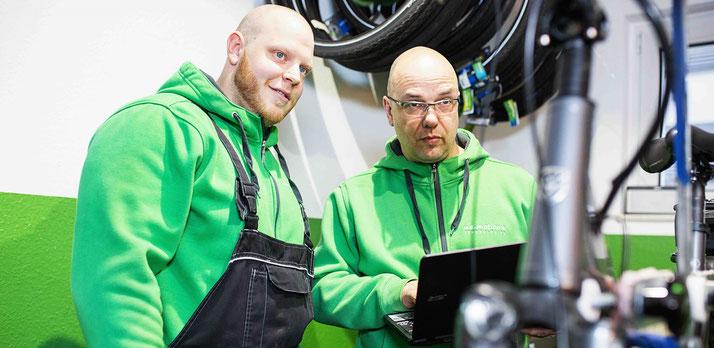 e-Bike Meister Werkstatt und Service Köln