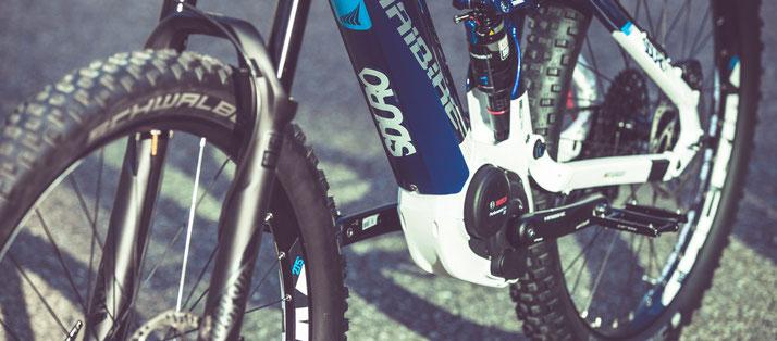Das Update für den Bosch Performance CX für die Saison 2019 hat eine neue Schiebehilfe und eine neue Software für kürzere Kurbeln