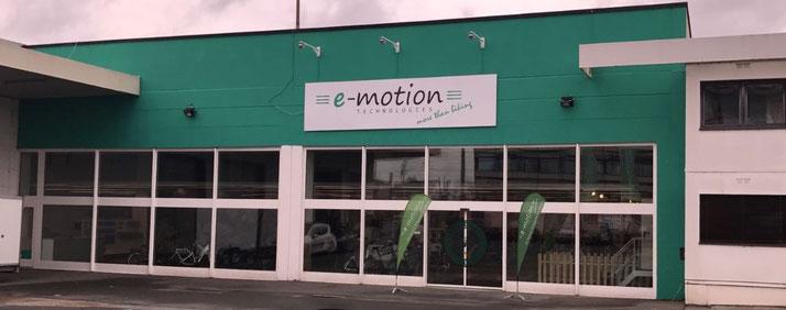 e-motion e-Bike Welt Nürnberg Ost
