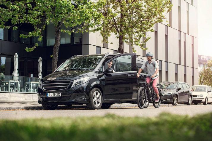 Das erste Bosch Antiblockiersystem für e-Bikes und Pedelecs