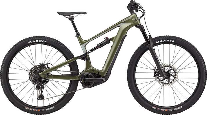 Cannondale Habit 2 e-Mountainbike 2020
