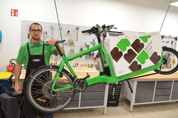 e-bike Service Bochum