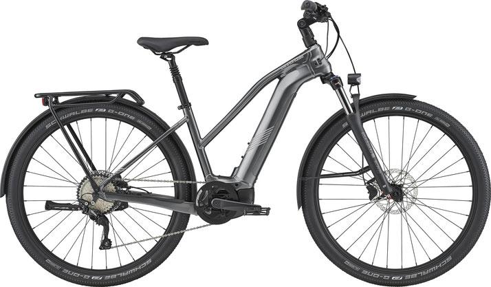 Cannondale Tesoro Neo X 2 - 2020 Trekking e-Bike