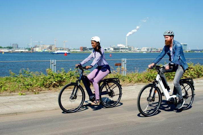 Blue Label e-Bikes