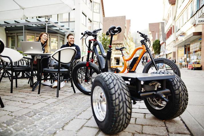 XCYC e-Bikes kaufen in Hanau