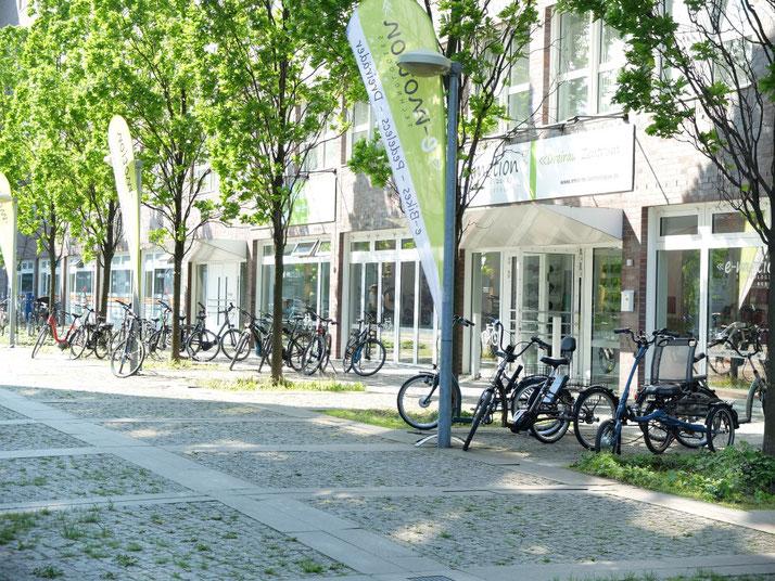 e-motion e-Bike Welt Berlin-Mitte