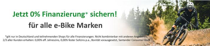 Jetzt 0% Finanzierung für S-Pedelecs beim e-motion e-Bike Händler in Ihrer Nähe sichern!