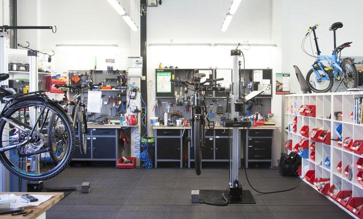 e-Bike Service und Reparatur Reutlingen