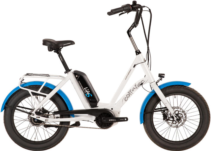 Corratec E-Power Life S A4 - 2020 Kompakt e-Bike