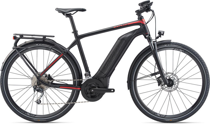 Giant Explore E+ 2 GTS - 2020 e-Bike 2020