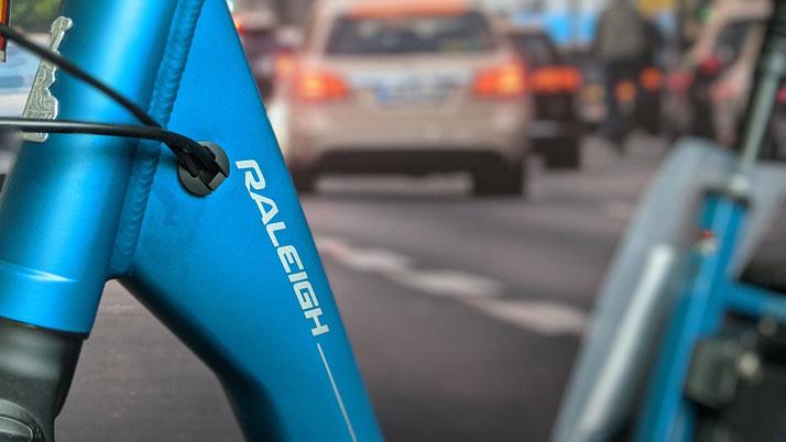 Raleigh e-Bikes in der e-motion e-Bike Welt in Bad Kreuznach