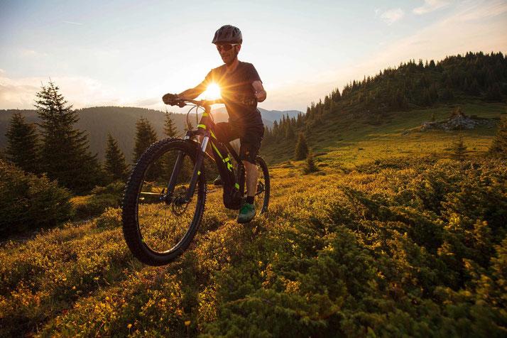 R Raymon e-Bikes in der e-motion e-Bike Welt in Erfurt kaufen