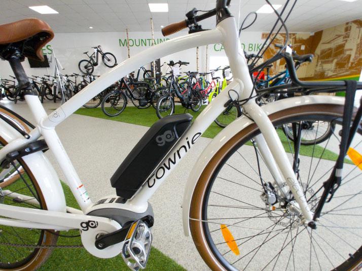 Vereinbaren Sie jetzt eine Probefahrt mit einem e-Bike von Electra bei der e-motion e-Bike Welt in Bremen.