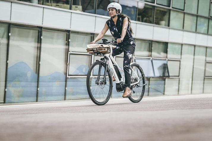 Finden Sie ihr Speed-Pedelec zur schnellen Fahrt im Shop in Hamburg
