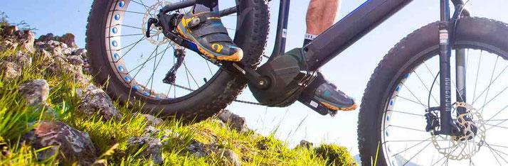Der Brose Drive S e-Mountainbike Antrieb