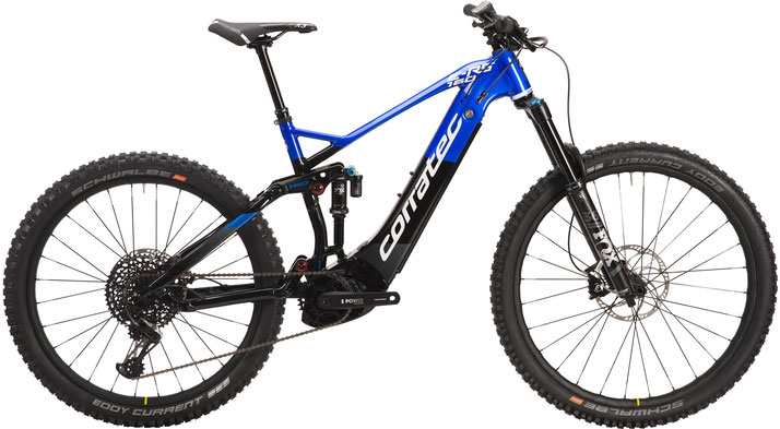 Corratec E-Power RS 160 Factory - 2020 e-Mountainbike