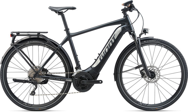 Giant Explore E+ 1 Pro GTS - 2020 e-Bike 2020