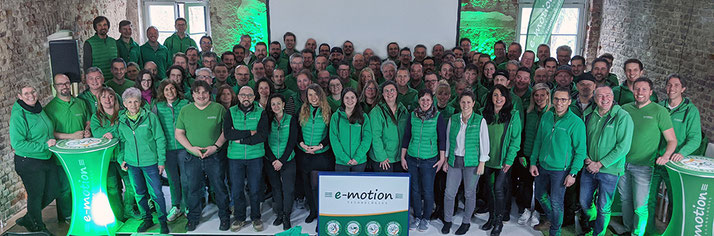 Wir suchen einen Franchise Partner für einen etablierten e-motion Shop in Göppingen/Baden-Württemberg