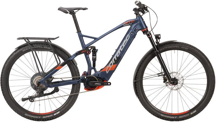 Corratec E-Power MTC 120 Elite e-Mountainbike 2020