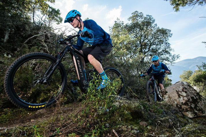 e-Mountainbikes im e-motion e-Bike Premium Shop in Hannover vergleichen, probefahren und kaufen