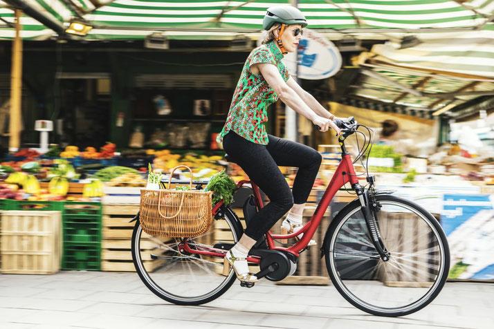 Raleigh Jersey 2020 City e-Bikes