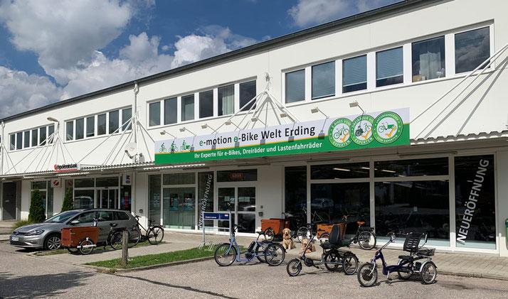 e-motion e-Bike Welt Erding
