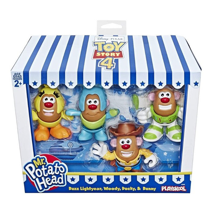 Mr Potato Head Toy Story 4