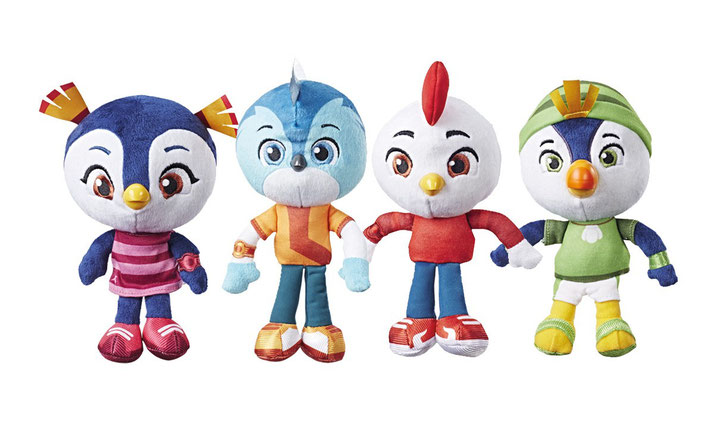 Peluches Top Wing