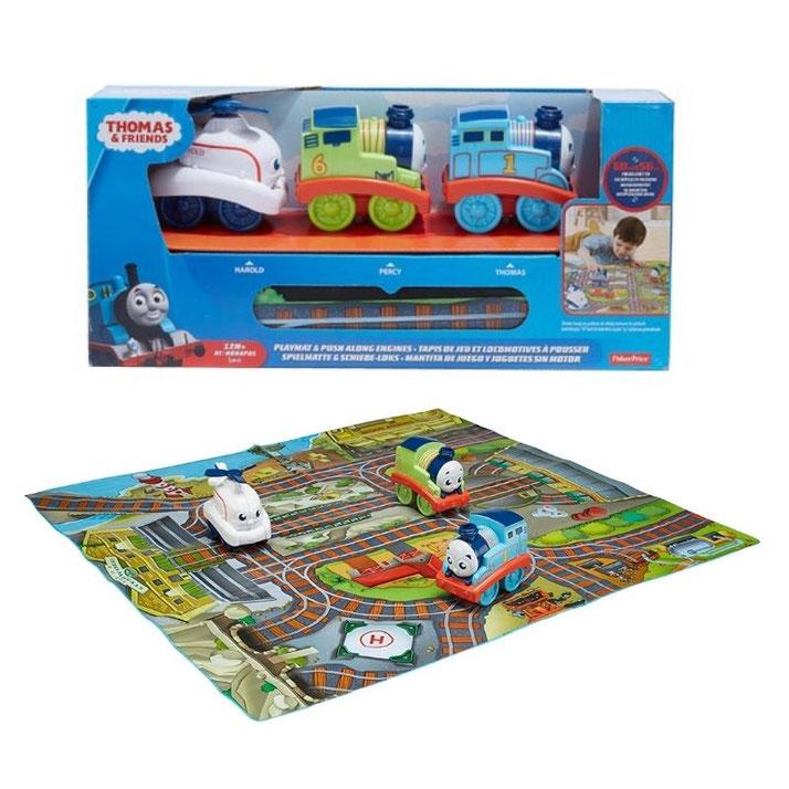 Thomas & friends empuja los motores