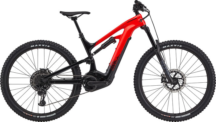 Cannondale Moterra 2 e-mountainbike - 2020