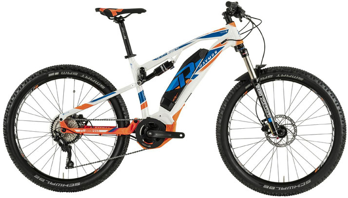 R Raymon E-Seven FullRay 6.0 - e-Mountainbike - 2019