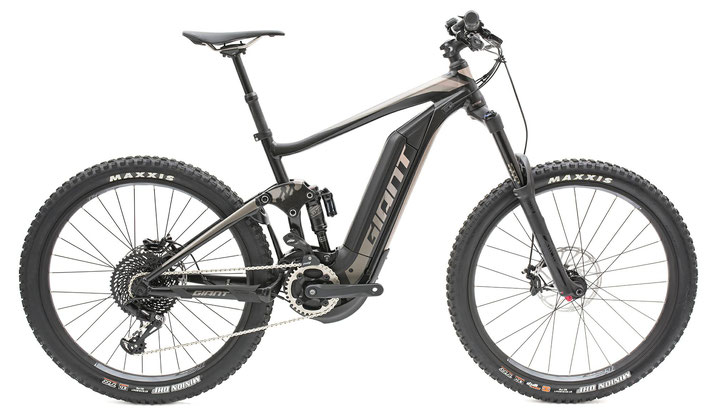 Giant Full-E+ 0 SX PRO - e-Mountainbike 2018
