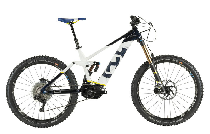 Husqvarna Hard Cross e-MTB - e-Mountainbike 2019