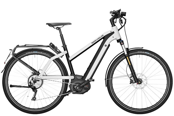 Riese & Müller Charger Mixte touring HS - 2020
