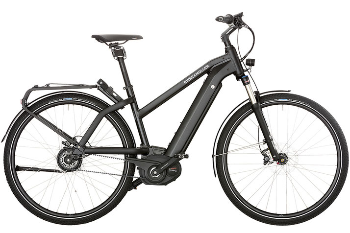 Riese & Müller Charger Mixte vario - 2020