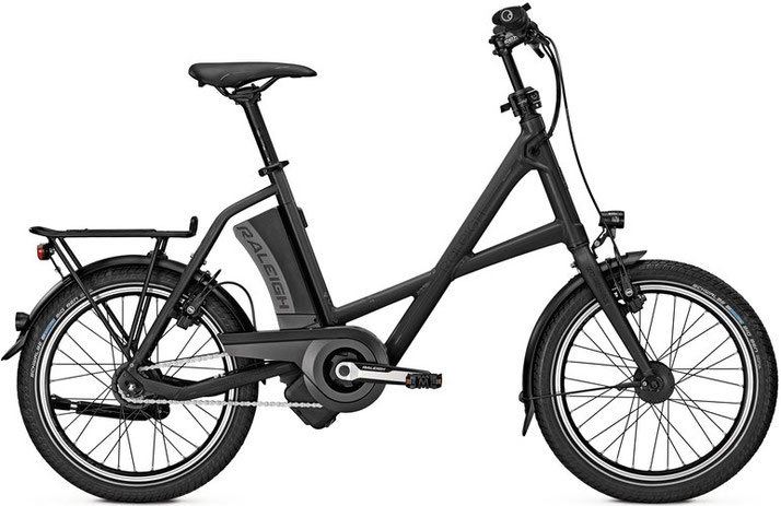 Raleigh Leeds Impulse Compact - 2018