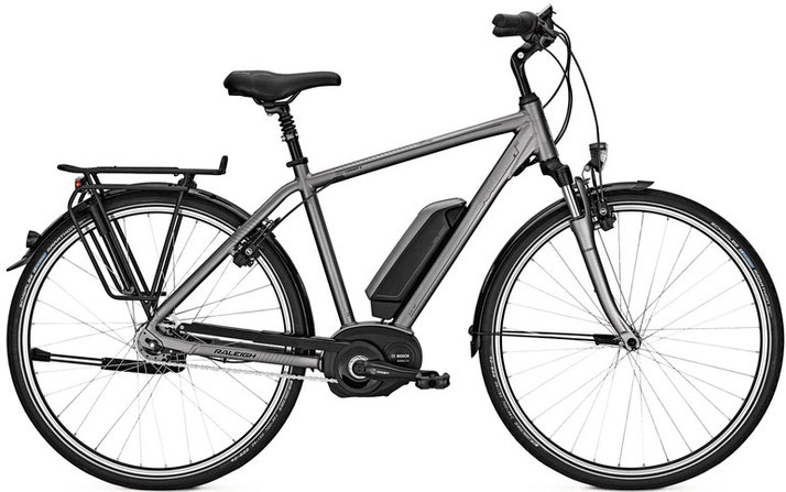 Raleigh Cardiff e-Bikes mit Bosch - 2018