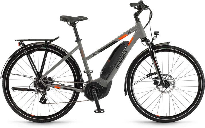 Winora Yucatan 8 - Trekking e-Bike -Diamantrahmen - 2019