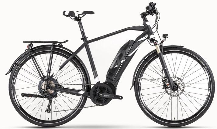 R Raymon E-Tourray 5.5 - Trekking e-Bike - 2019