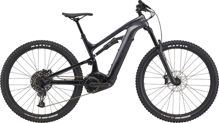 Cannondale Moterra 3 - e-Mountainbike 2020