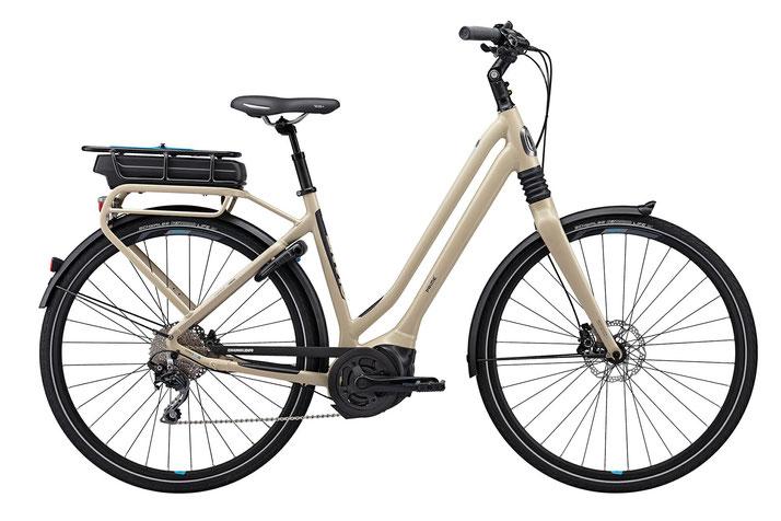 Giant Prime E+ 2 LDS City e-Bike 2018