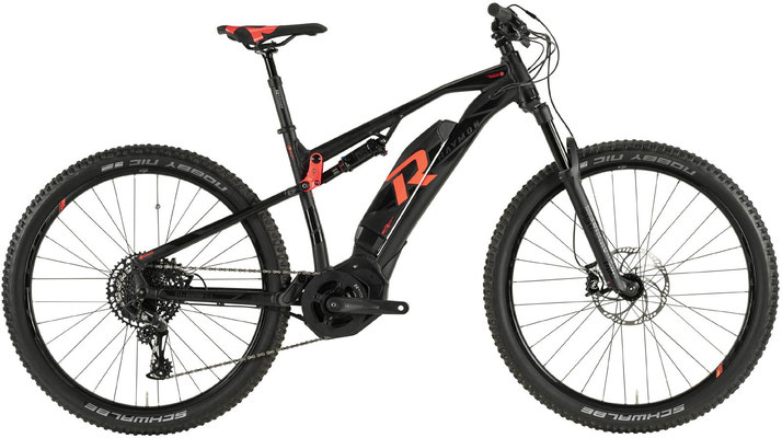 R Raymon E-Nine Trailray 9.0 - e-Mountainbike - 2019