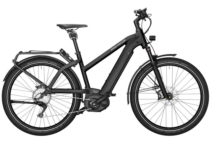 Riese & Müller Charger mixte GT touring 2019