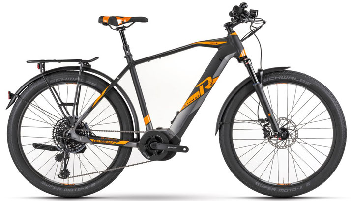 R Raymon E-Tourray 9.0 - Trekking e-Bike - 2019