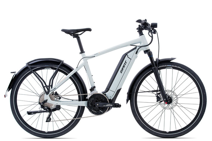 Giant Quick E+ e-Bikes 2020