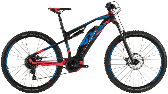 R Raymon E-Nine Trailray 7.0 - e-Mountainbike - 2019