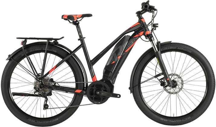 R Raymon E-Tourray 6.0 - Trekking e-Bike - 2019