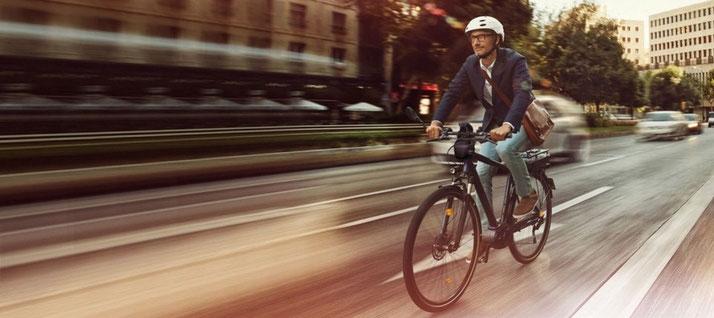 Das Bosch ABS für e-Bikes & Pedelecs sorgt für Sicherheit im Straßenverkehr