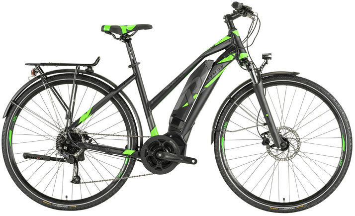 R Raymon E-Tourray 4.5 - Trekking e-Bike - 2019