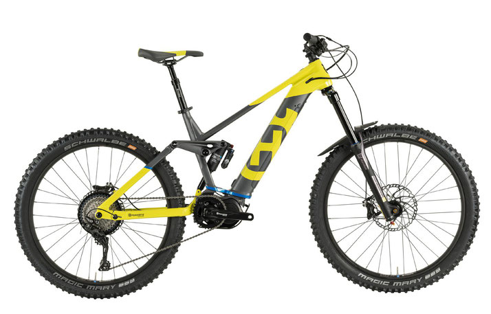 Husqvarna Hard Cross HC7 e-MTB - e-Mountainbike 2019